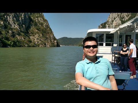 【Serbia】Cruising on Danube