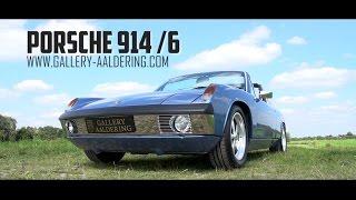 PORSCHE 914/6 - 1971 | GALLERY AALDERING TV