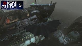 Batman Arkham Origins Walkthrough - Part 5: Entering The Final Offer