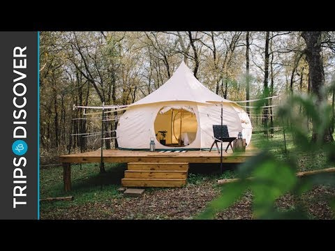 Stunning Glamping Spots in Texas You Should Visit