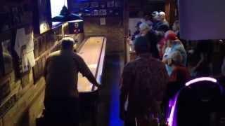 2014 Table Shuffleboard Championship Of San Antonio Final Frame - Rookies Bar