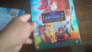 The Lion King 2: Simba's Pride (2004) DVD Review (Re-uploaded)