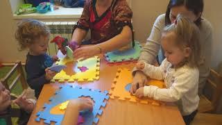 Раннее развитие детей . Урок