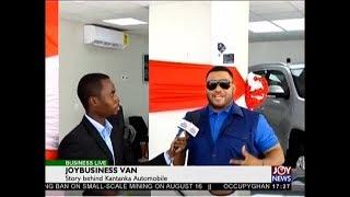 Business Live on JoyNews (15-8-18)