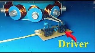 DIY super brushless motor driver , Easy way to make a powerful brushless motor driver