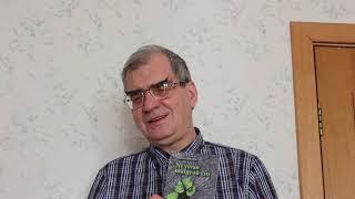 Ni vivas malgraŭ ĉio. Valentin Melnikov pri sia nova poemaro, originale verkita en Esperanto