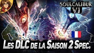 SoulCalibur 6 DLC de la Saison2 Speculation