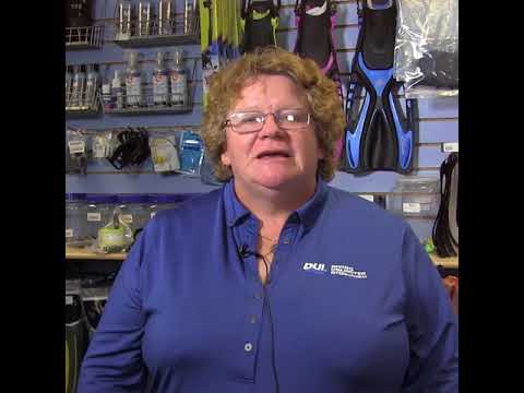 Gear Tips | DUI   Drysuit with Faith Ortins