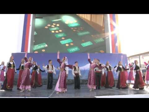 Армянский концерт в Сочи 30 05 2014г.