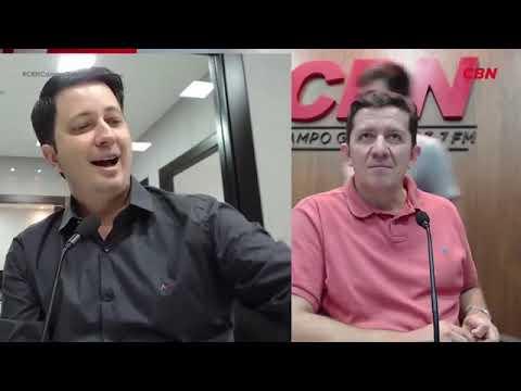 Entrevista CBN Campo Grande: Alexandre Resende, SI do Departamento Nacional de Produção Mineral