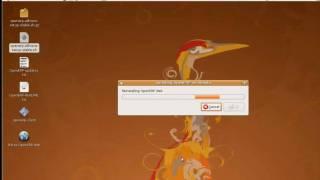 OpenERP update on Ubuntu Linux