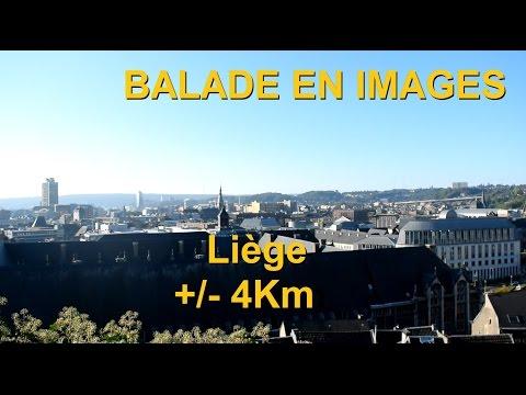 Balade Liège Coteaux Citadelle