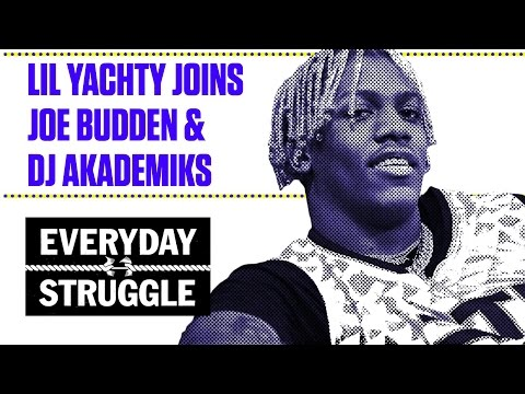 Lil Yachty Battles With Joe Budden and DJ Akademiks  Everyday Struggle