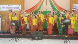 Video Vocal group Pesta Wanita GKPS Sambu Baru Resort Medan Barat Tahun 2017 download MP3, 3GP, MP4, WEBM, AVI, FLV November 2017