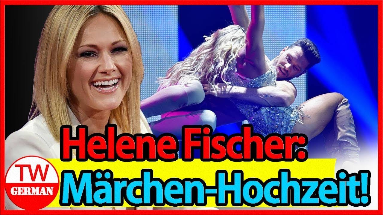 Hochzeit Helene Fischer