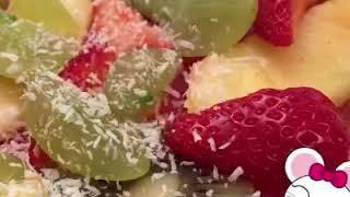 Как готовить сладости и пиццу из арбуза