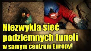 Erdstall, niezwykłe podziemne tunele w samym centrum Europy!