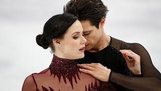 Tessa Virtue, Scott Moir Free Dance at Winter Olympics | Pyeongchang 2018