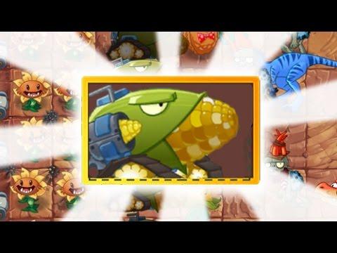 Plants vs zombies 2 el gran poder de mazorca on youtube for Cuartos decorados de plants vs zombies