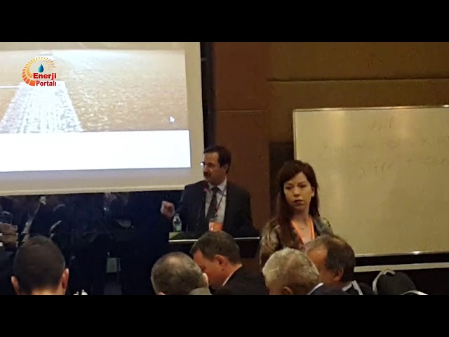 GÜNDER Güneş Enerjisi Yol Haritası Çalıştayı Yenilenebilir Enerji GM Dr.Oğuz Can Konuşması