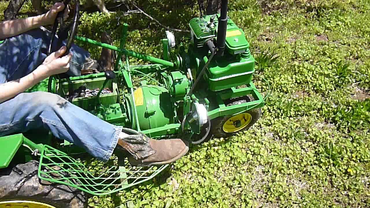 homemade garden tractor u0026 mower
