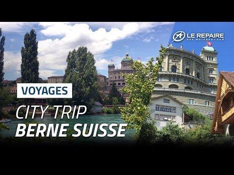 City trip à Berne en Suisse