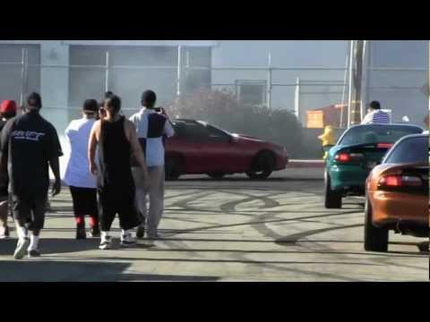 STREET CERTIFIED PICNIC PART 2 BURN OUTS DONUTS AND SLIDING
