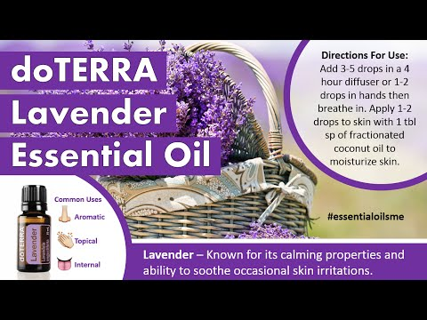 awesome-doterra-lavender-essential-oil-uses
