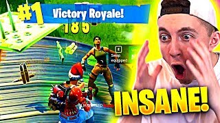 I BEAT MY KILL RECORD IN SOLOS!!! (Fortnite Battle Royale)