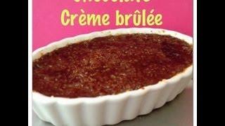 Chocolate Crème Brûlée Recipe