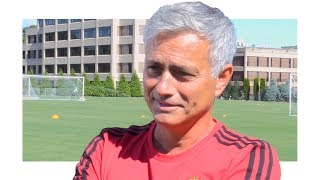 Jose Mourinho Interview - 'I Want To Leave Man Utd A Much, Much, Much Better Team Than I Found'