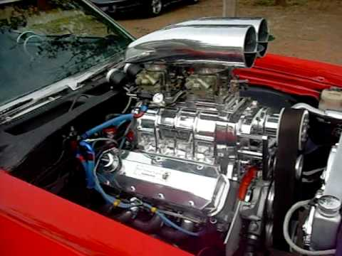 Supercharged Chevelle Youtube