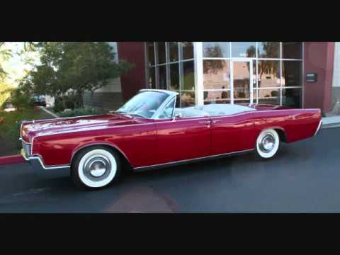 1967 lincoln continental youtube. Black Bedroom Furniture Sets. Home Design Ideas