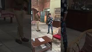 Salman Ali Singing Sajda @Patiala Babes Set