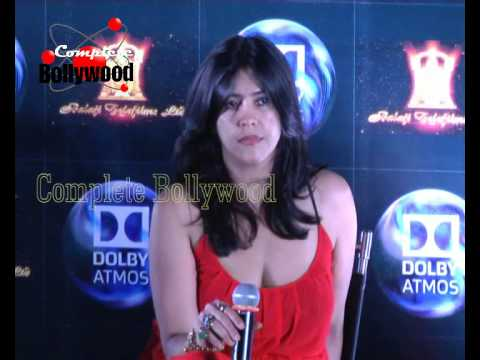 Press conference to announce tie up of between Balaji Motion Pictures and Dolby Atmos   2