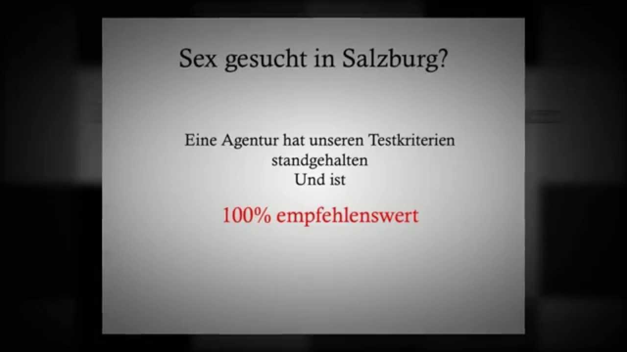 Sex In Salzburg