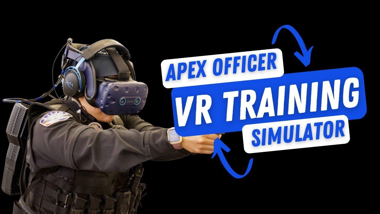 Apex Officer - Virtual Reality Police Training Simulator