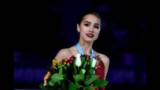 Алина Загитова представит уникальный номер на замерзшем озере