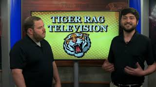 Tiger Rag Television Ep#1- Your LSU sports Bible!