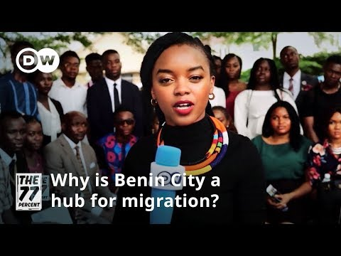 Benin City with Edith Kimani — A hotspot for human traffickers?