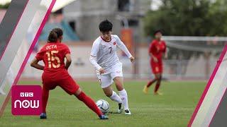 Nữ Việt Nam xác định đối thủ tại bán kết SEA Games