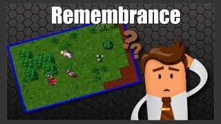 Uma solução para Remembrance (Otpokemon)