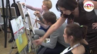 Уроки живописи и творческие мастер-классы в Арт-Квартира
