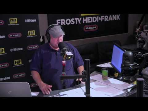 (FHF) Frosty, Heidi & Frank show 7/19/17