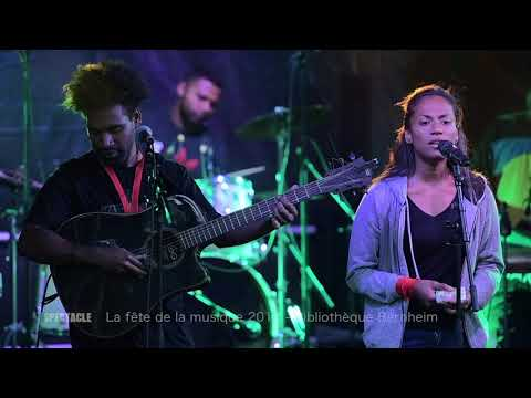 Caledonia spectacle :  fête de la musique 2017 partie 1