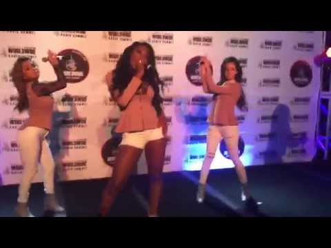 """Worth It"" - Fifth Harmony LIVE At WWRS 2015"