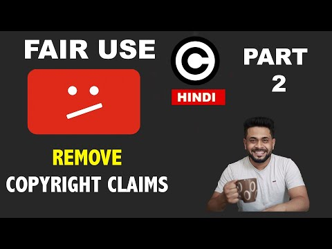 FAIR USE | How to avoid COPYRIGHT on youtube