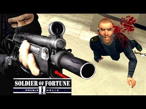 Soldier of Fortune 2 - Ahead of its time