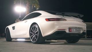 DT Test Drive — Mercedes AMG GT S (English version)