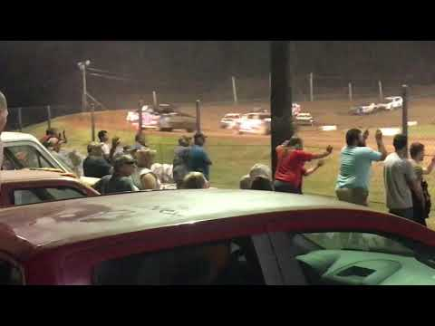 Brad Calhoun Dirt Track Racing 06.01.19